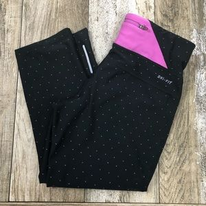 Nike Dri-Fit XS Crop Pant